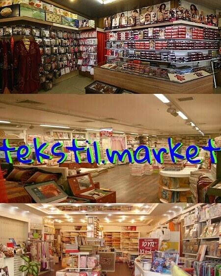 Tekstil Market
